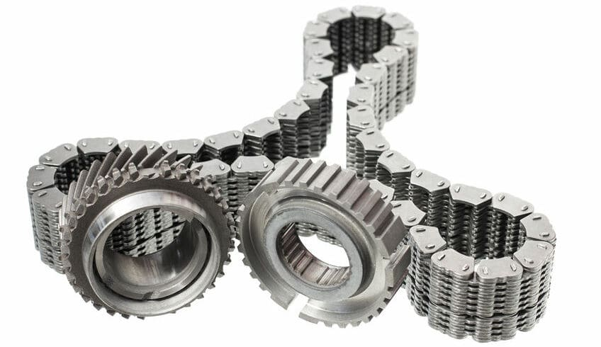 How much is timing chain replacement in the UK?