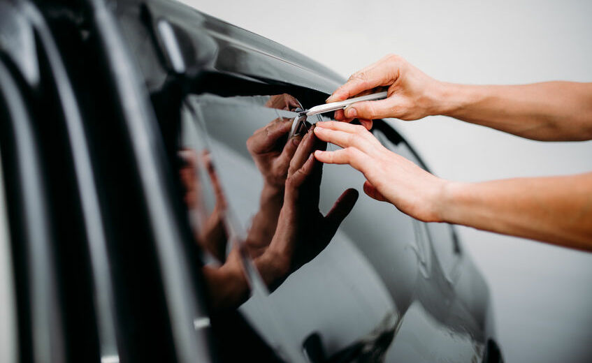 How much does car window tinting cost in the UK?
