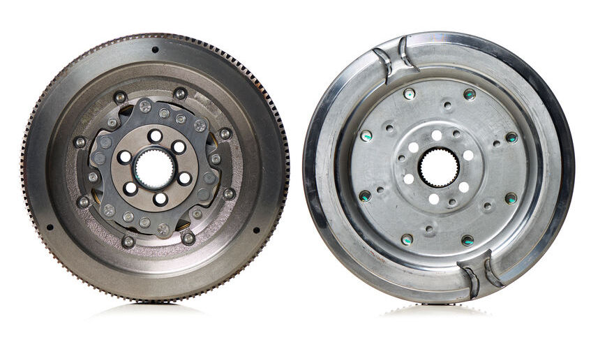 How much does dual mass flywheel replacement cost in the UK?